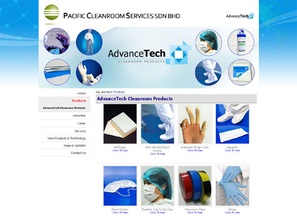 Pacific Cleanroom Services